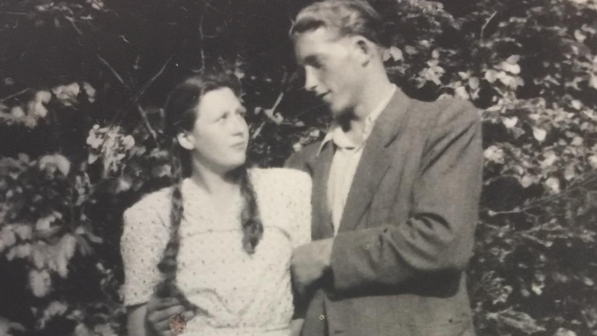 Venuši Štefkové (Madejové) bylo 17 let, když pomáhala za války partyzánům