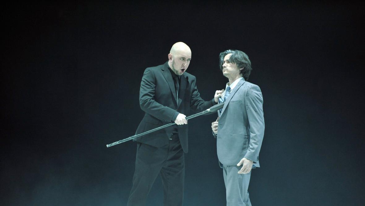 Jan Šťáva (vlevo) a José Manuel