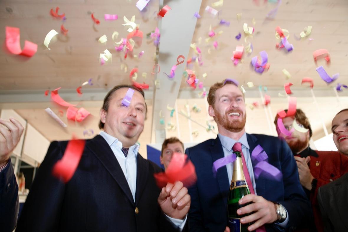 Prezident Blaník / Marek Daniel a Michal Dalecký
