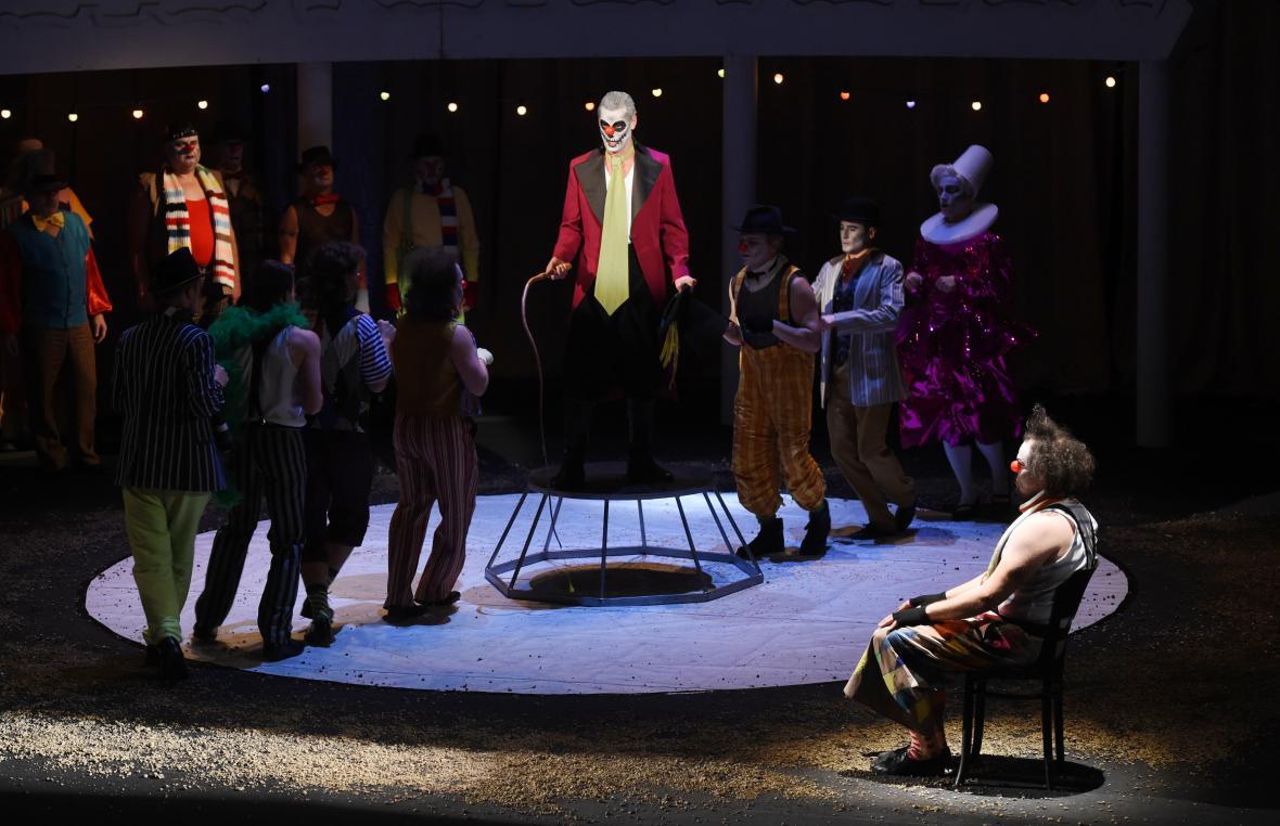 Ernani v Moravském divadle Olomouc