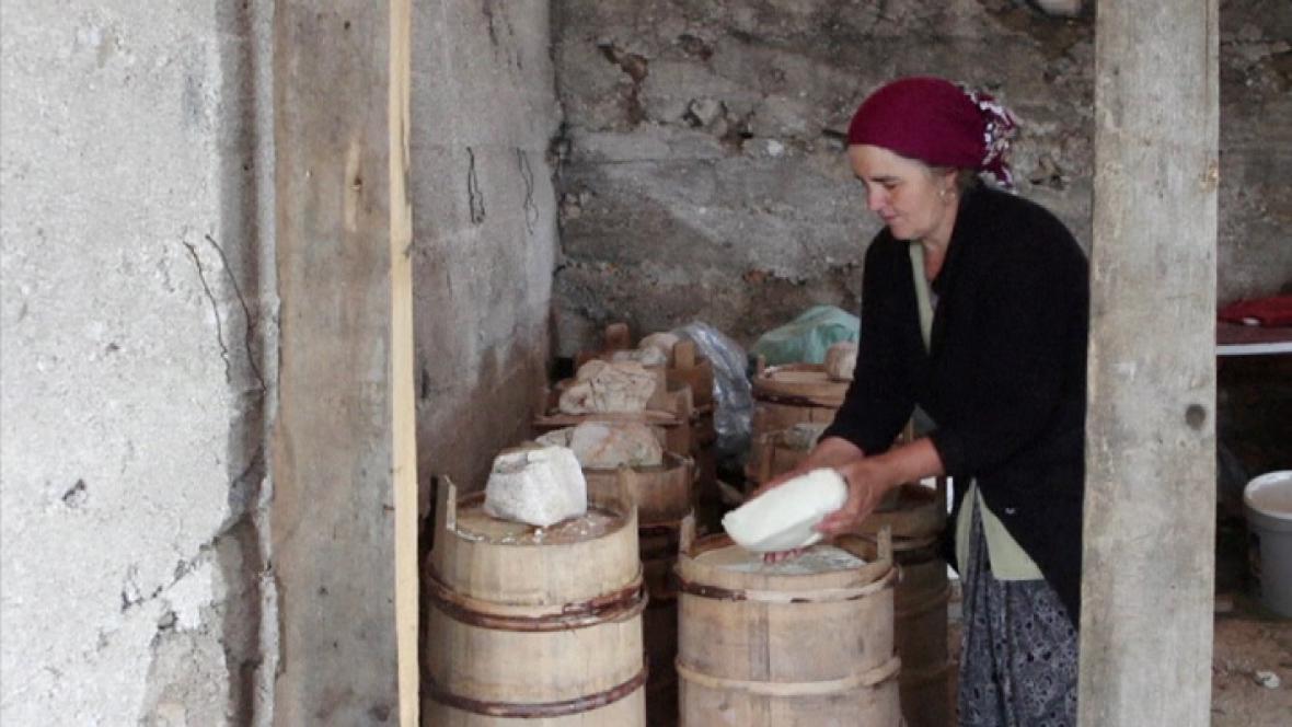 Výrobě livaňského sýru se věnuje asi 50 rodin
