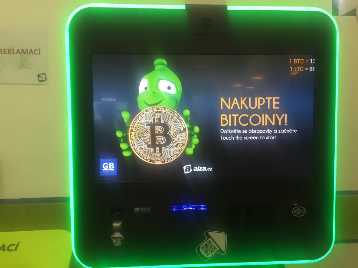 Nákup a prodej bitcoinů