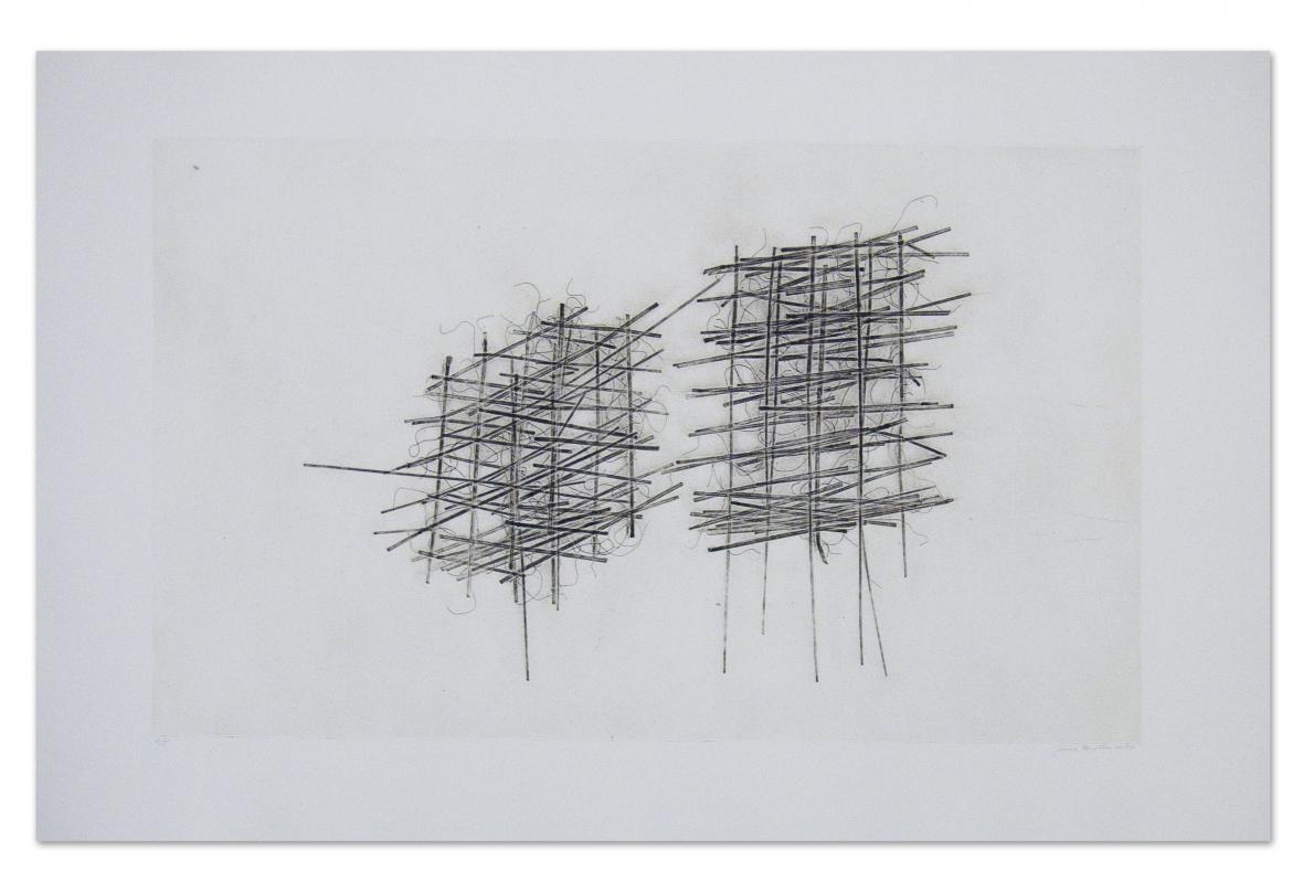 Šimon Brejcha / Dvě věže