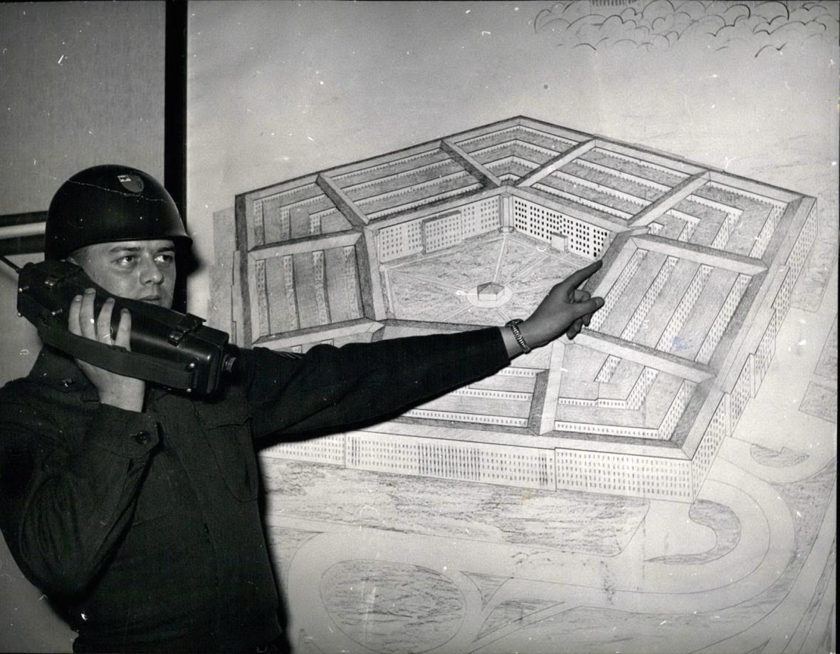Pentagon (1954)