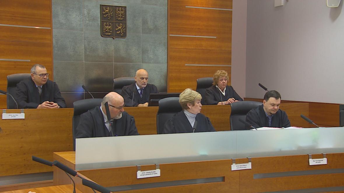 Kárný senát Nejvyššího správního soudu