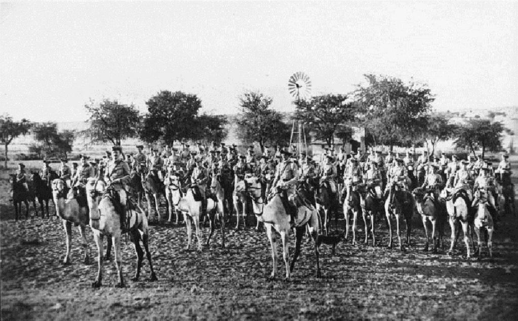 Německá jezdecká jednotka (1904)