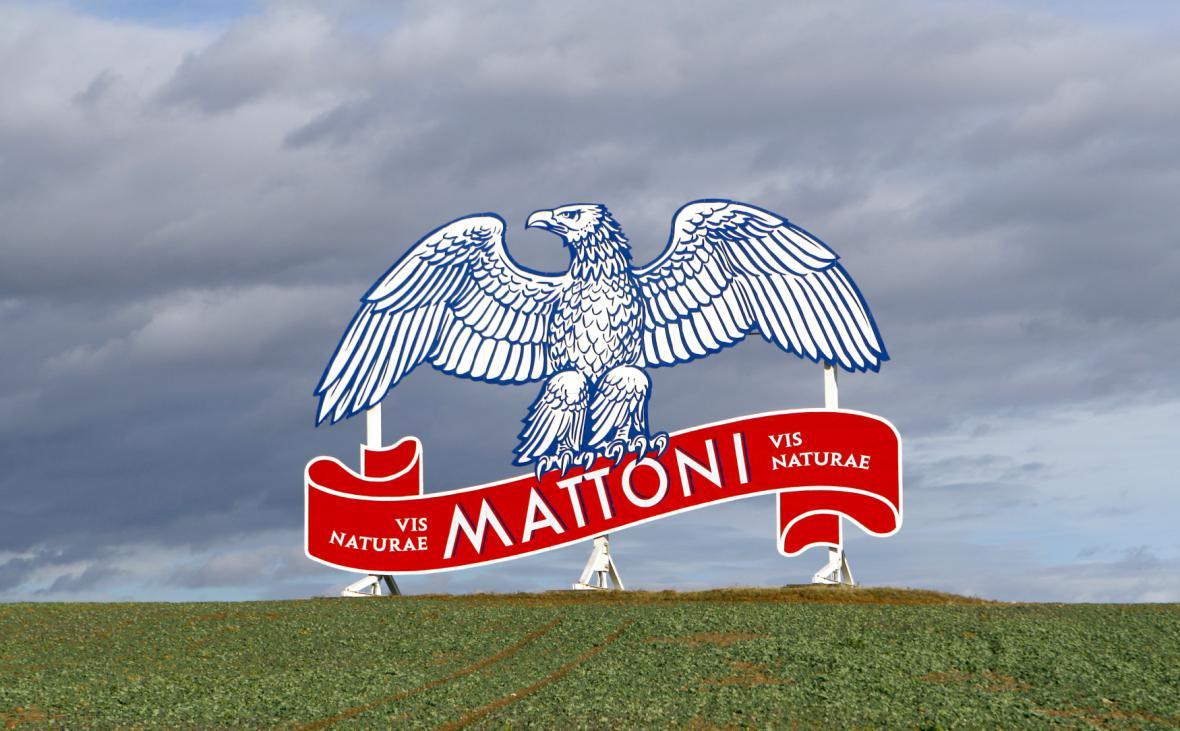 Karlovarské minerální vody (Mattoni)