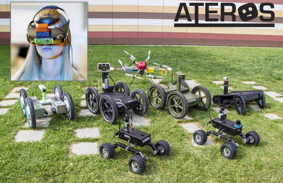 Robot Ateros