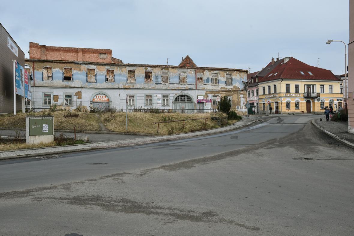Kounicův dům v České Lípě