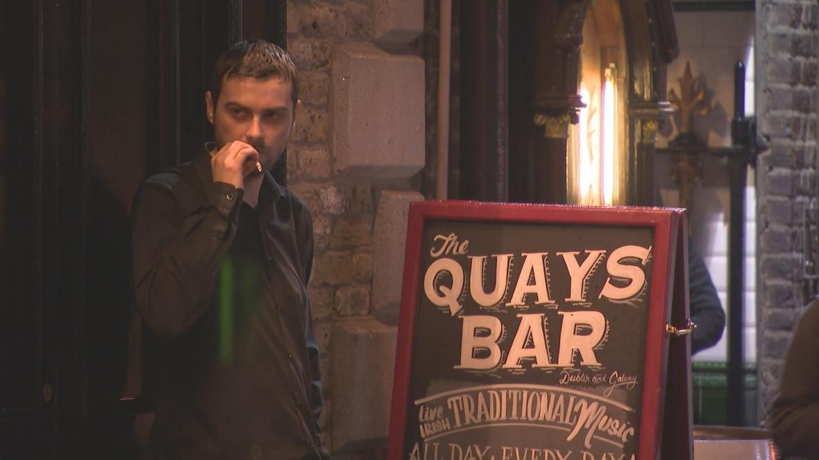 Dublinský bar