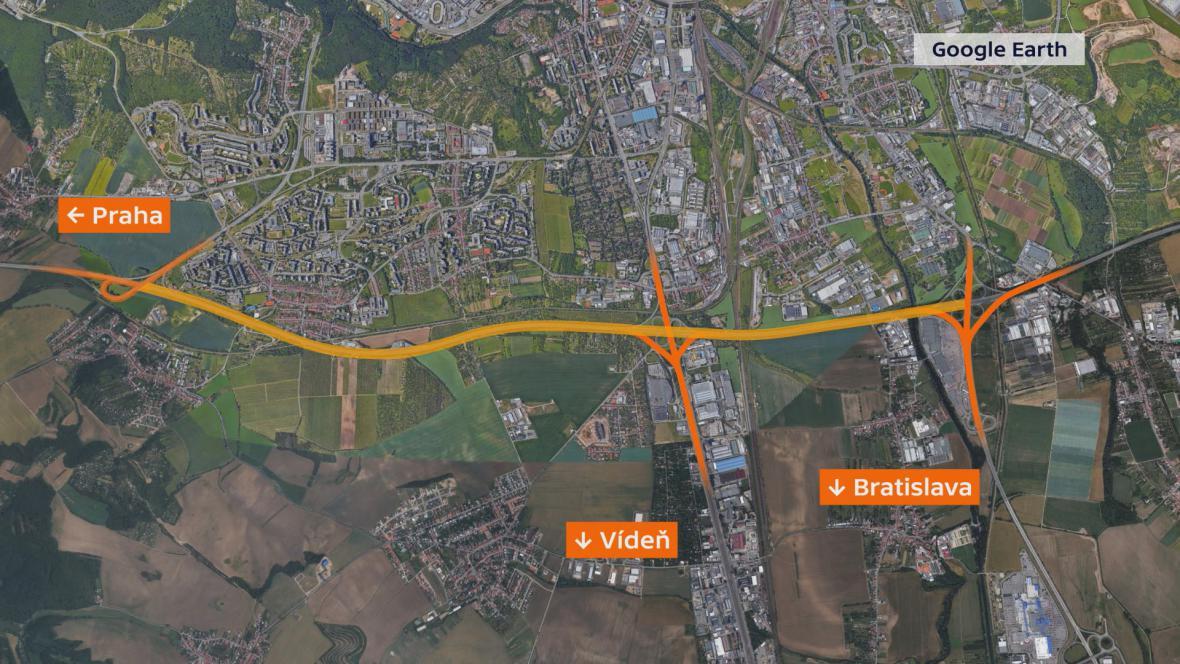 Brno je evropskou křižovatkou
