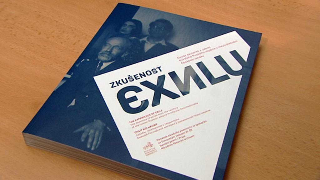 Publikace Zkušenost exilu