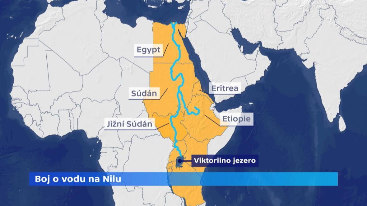 Boj o vodu na Nilu