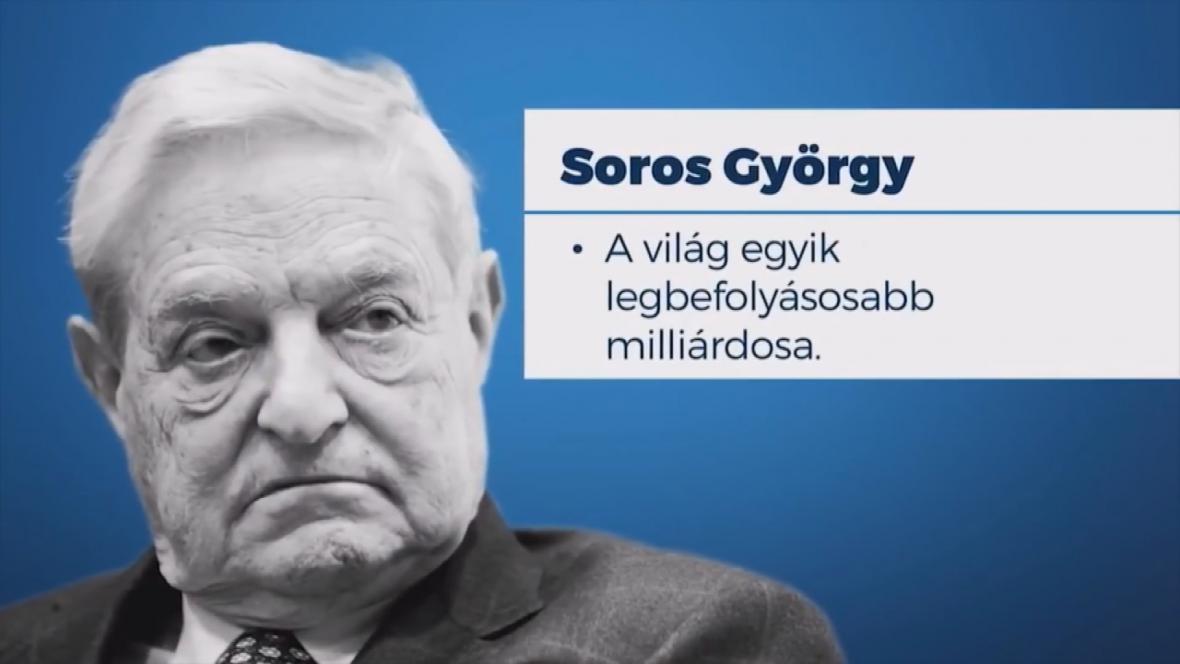 Billboard proti Sorosovi