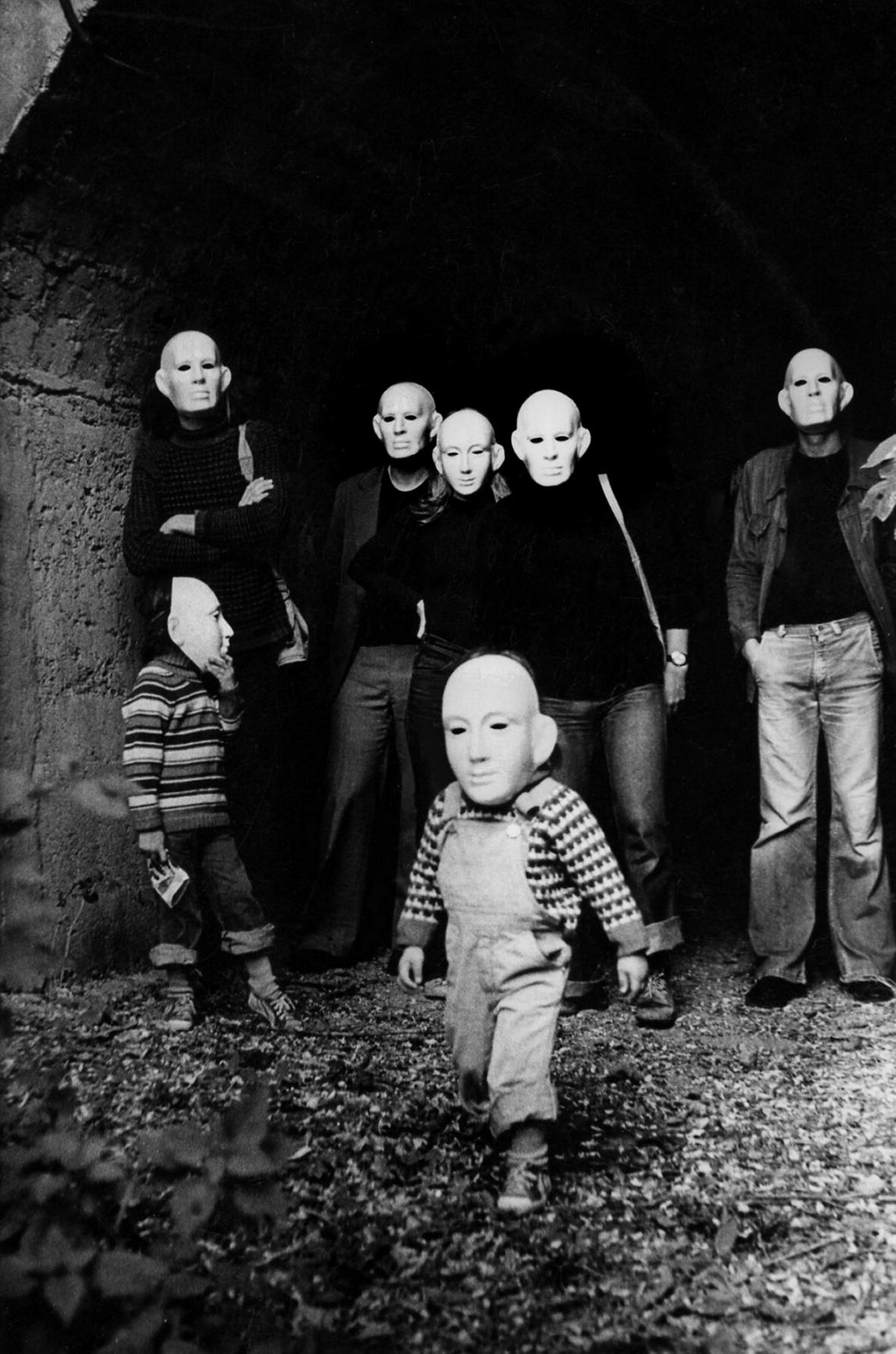Vladimír Ambroz / Anonymity – Plastic People, 1976