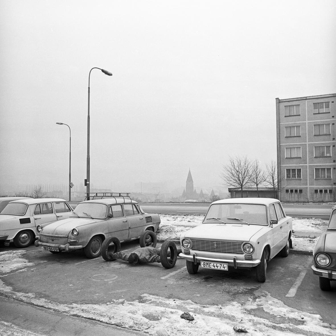 Vladimír Ambroz / Car, 1977