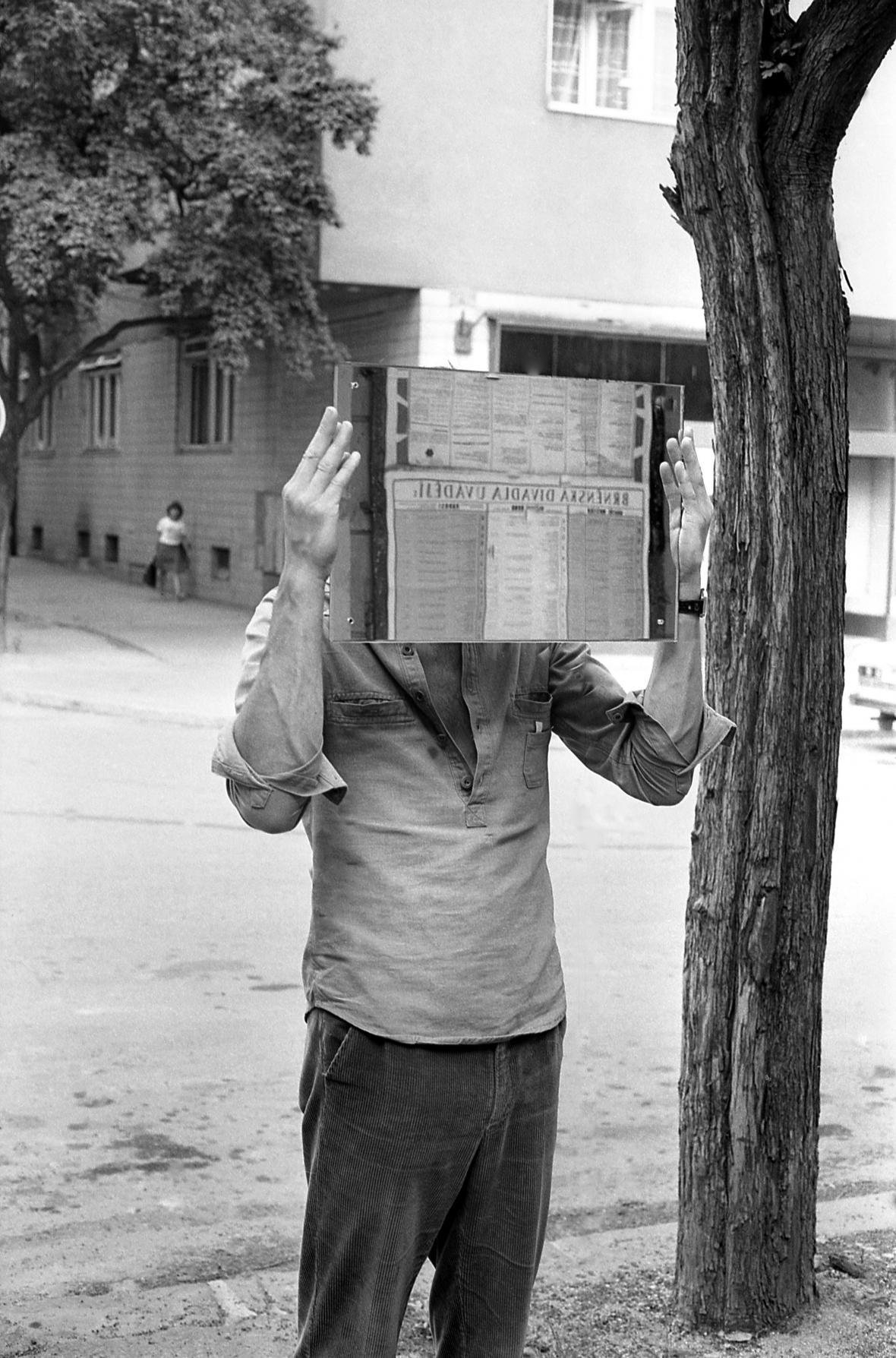 Vladimír Ambroz / Shapes, 1979