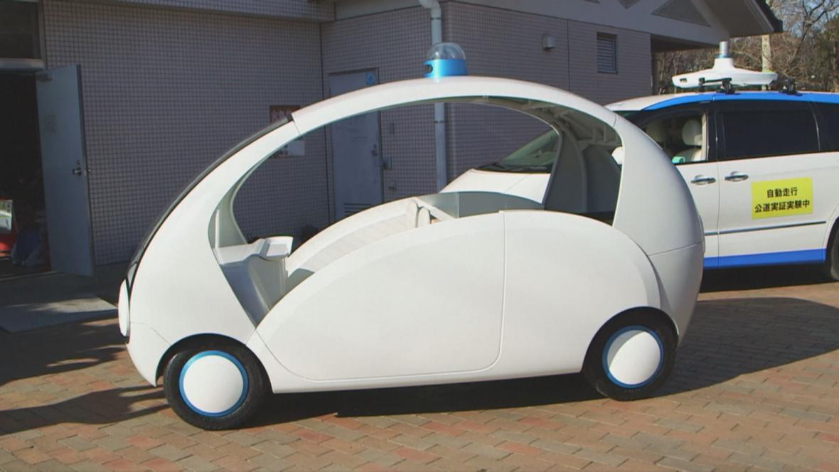 Automobilový projekt Tier IV
