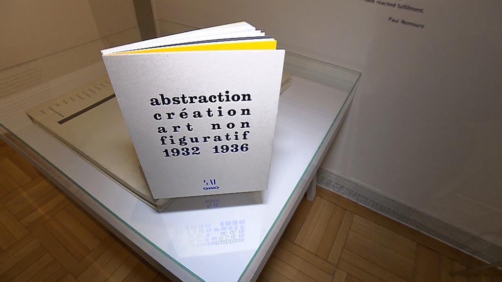 Album výtvarné skupiny Abstraction-Création