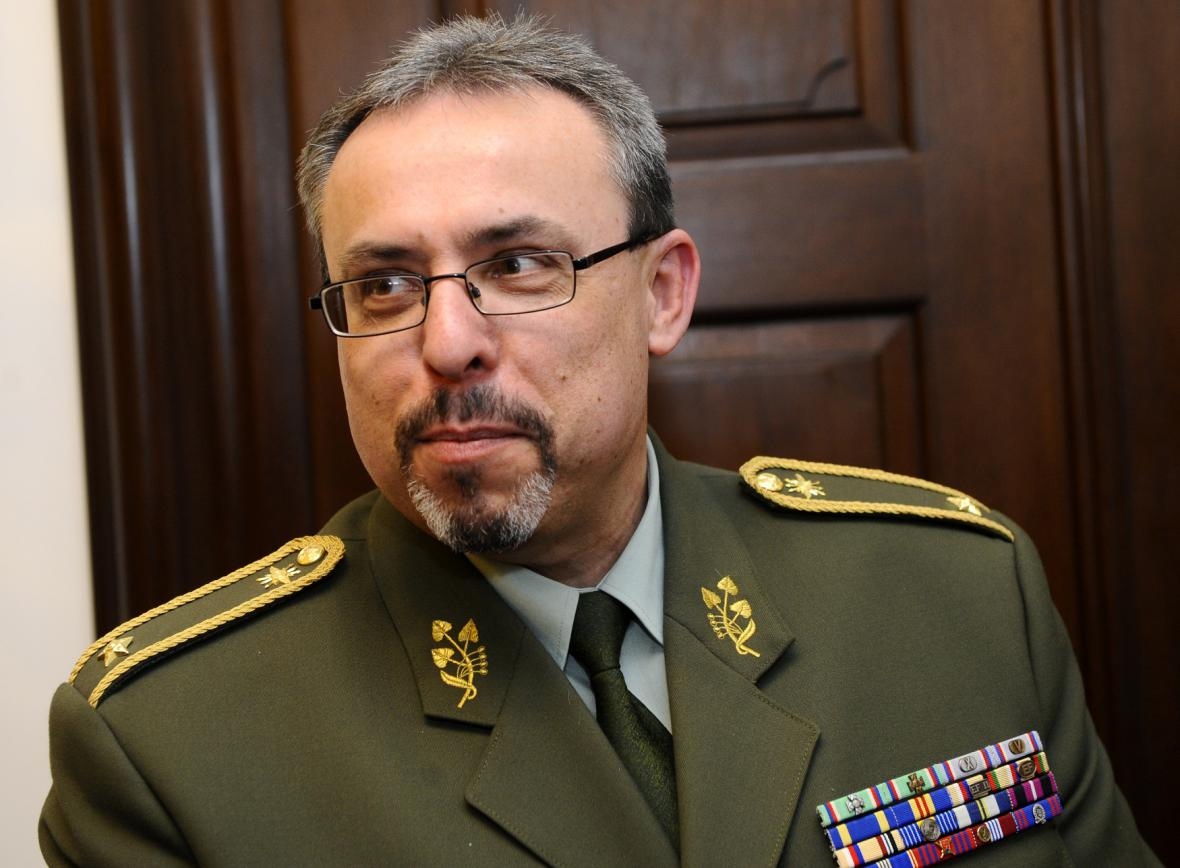 Bývalý ředitel Vojenského zpravodajství Miroslav Krejčík (na snímku z března 2011)