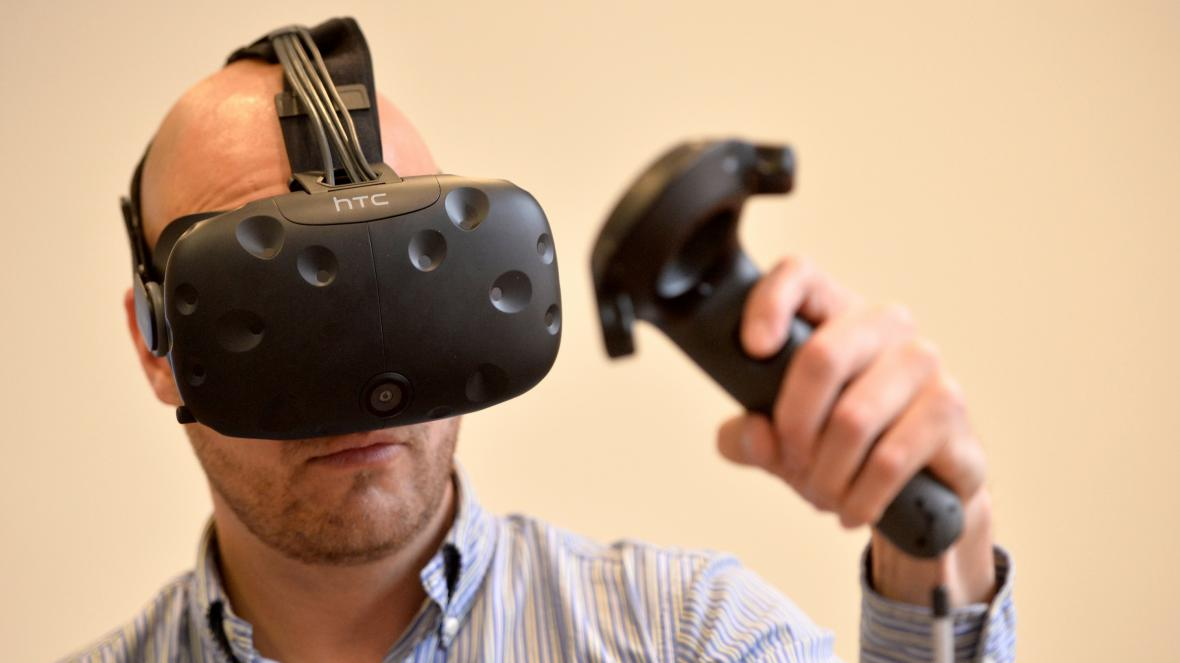 Vybavení pro virtuální realitu