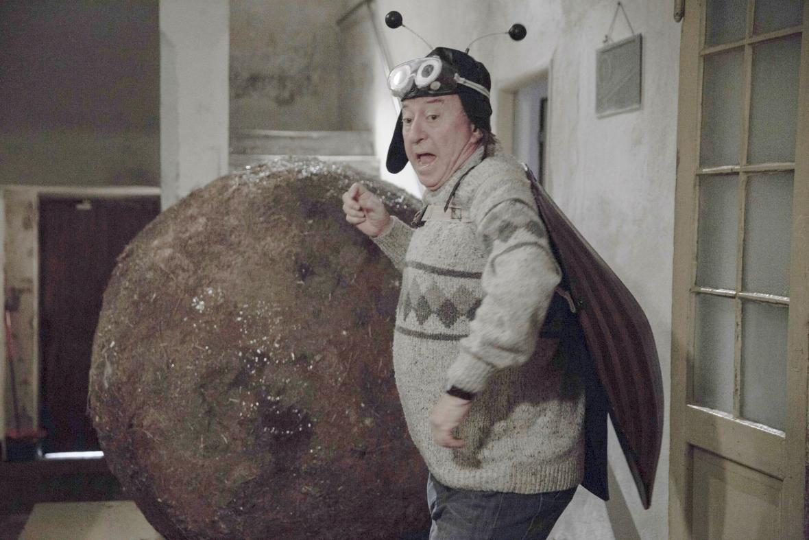 Z filmu Hmyz Jana Švankmajera