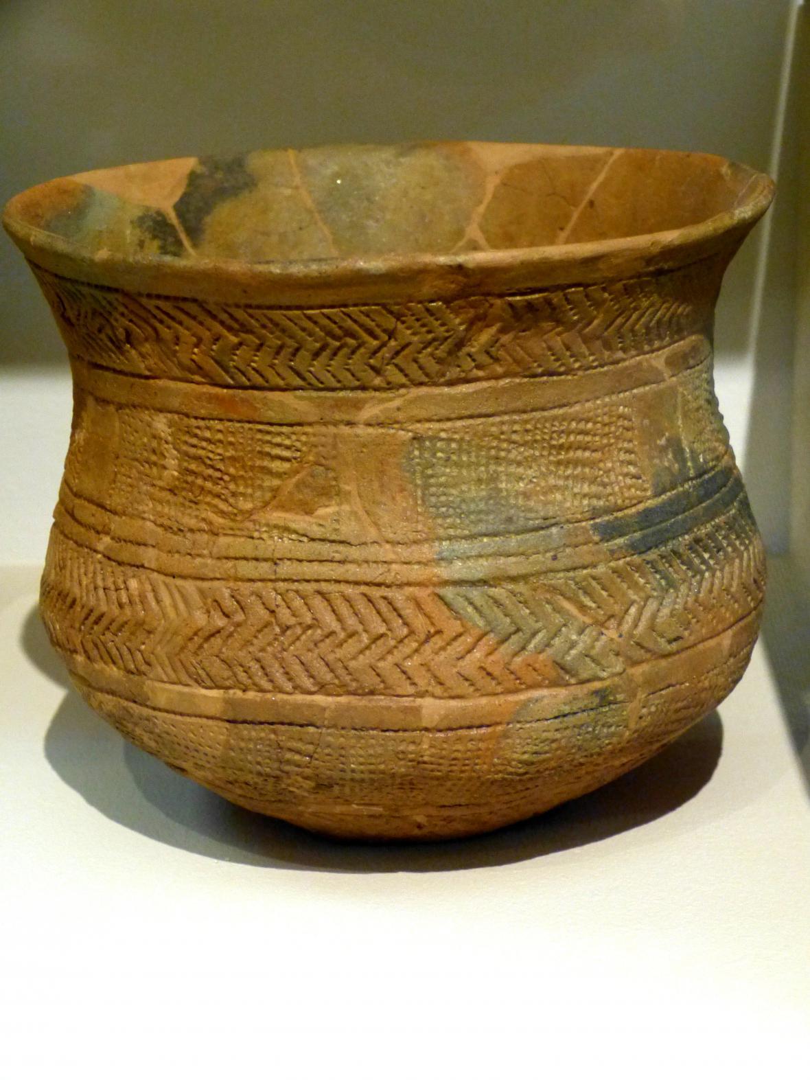 Ukázka kultury zvoncovitých pohárů z Německa