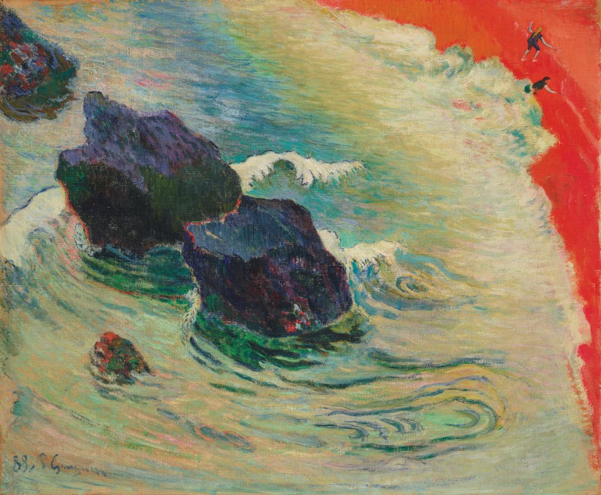Paul Gauguin / Vlna