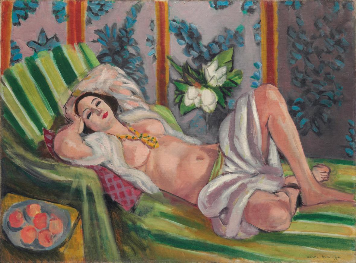 Henri Matisse / Odaliska