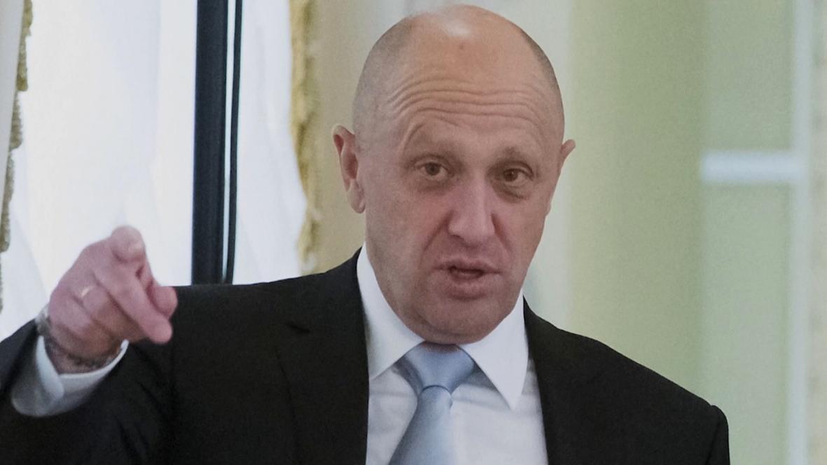 Jevgenij Prigiožin