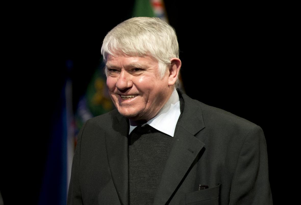 Pomocný biskup pražský, publicista a aktivista Václav Malý