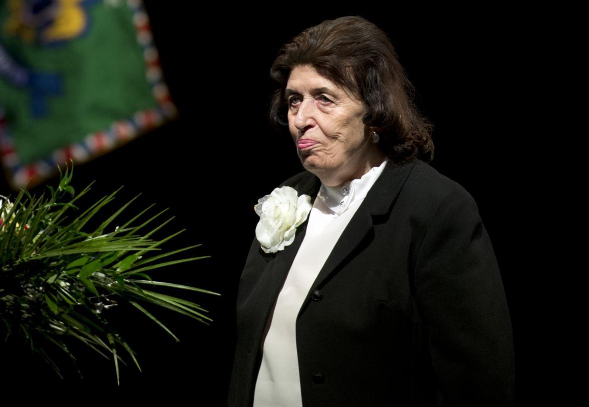 Historička a spisovatelka Zora Dvořáková