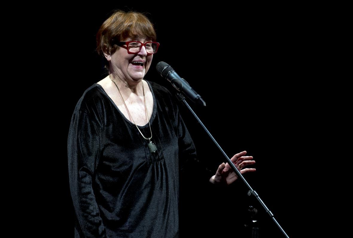Dramatička Helena Albertová