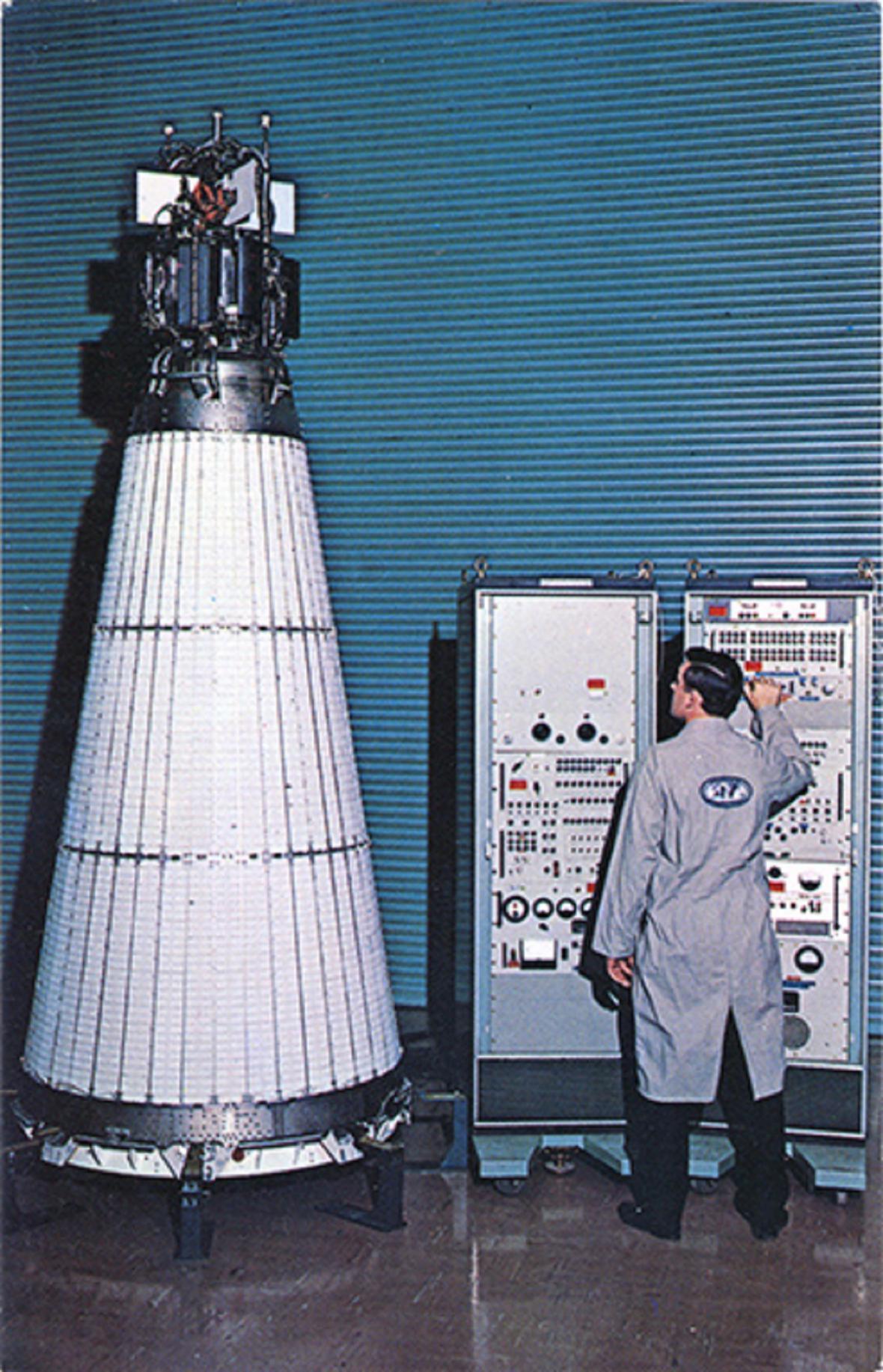 Satelit SNAP-10A