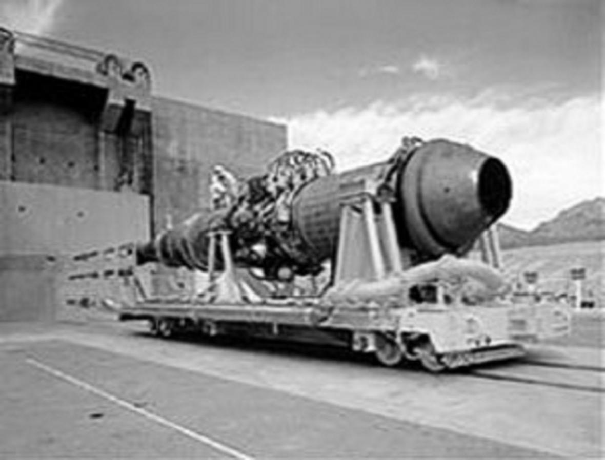 Prototyp rakety