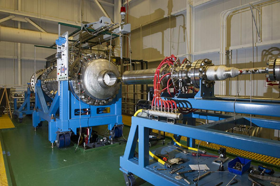 The Nuclear Thermal Rocket Element Environmental Simulator