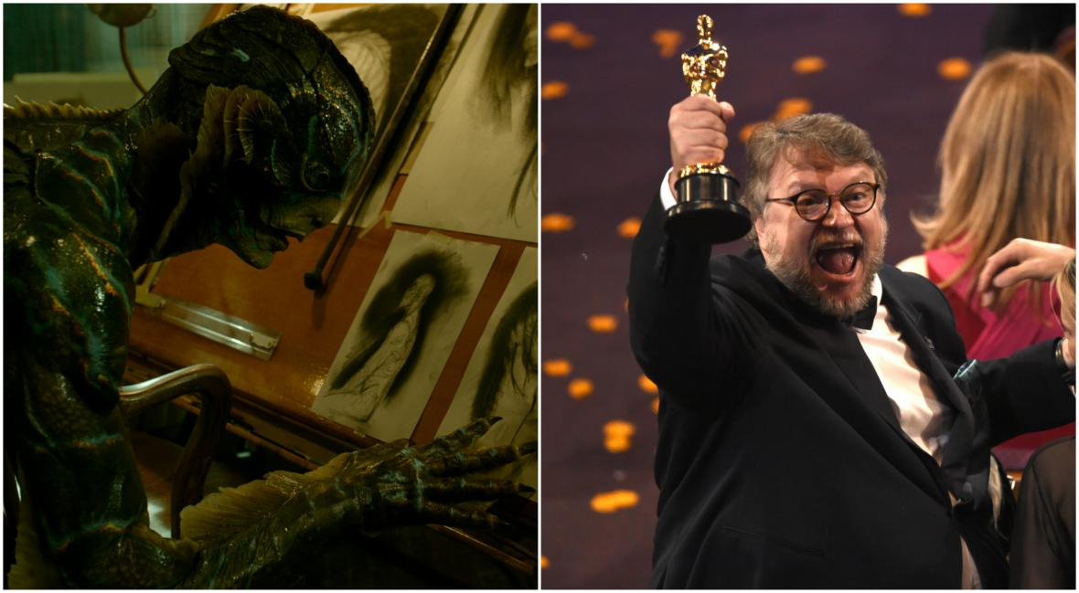 Guillermo del Toro (nejlepší film a režie, Tvář vody)