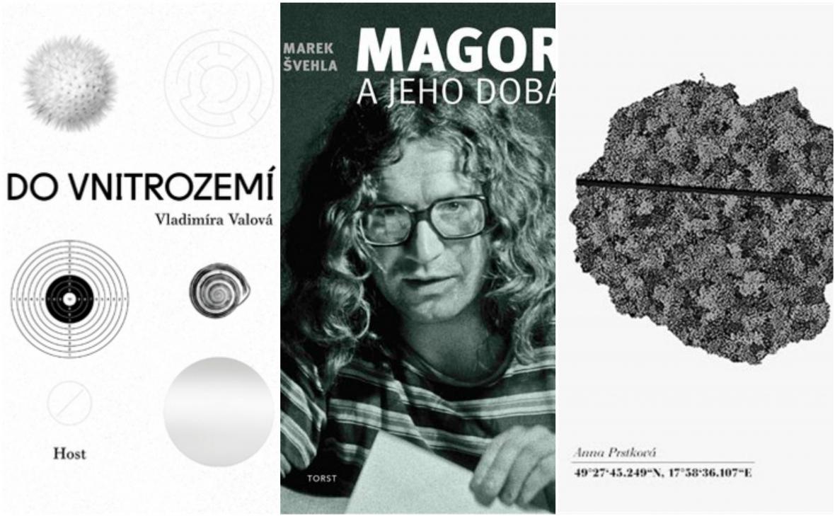 Nominace Magnesia Litera: objev roku