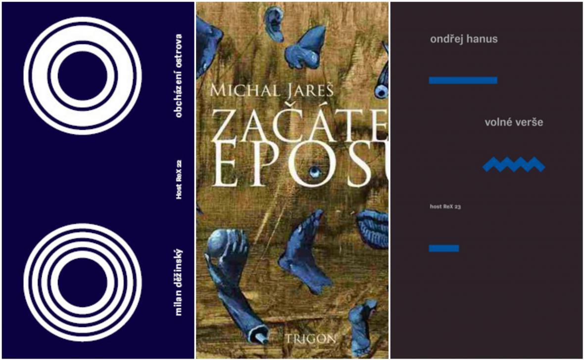 Nominace Magnesia Litera: poezie