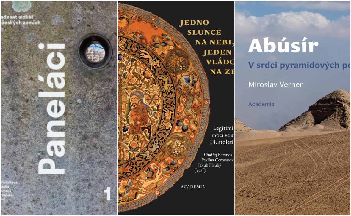 Nominace Magnesia Litera: Naučná literatura