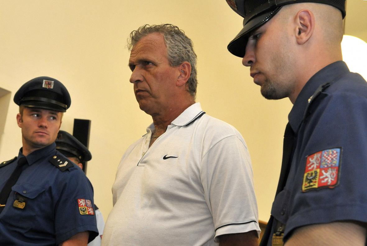 Řidič Pavel Krbec žádal o podmínečné propuštění po pěti letech, ale brněnský soud mu v roce 2008 nevyhověl