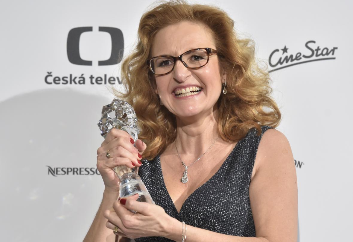 Český lev za rok 2017: Andrea McDonald