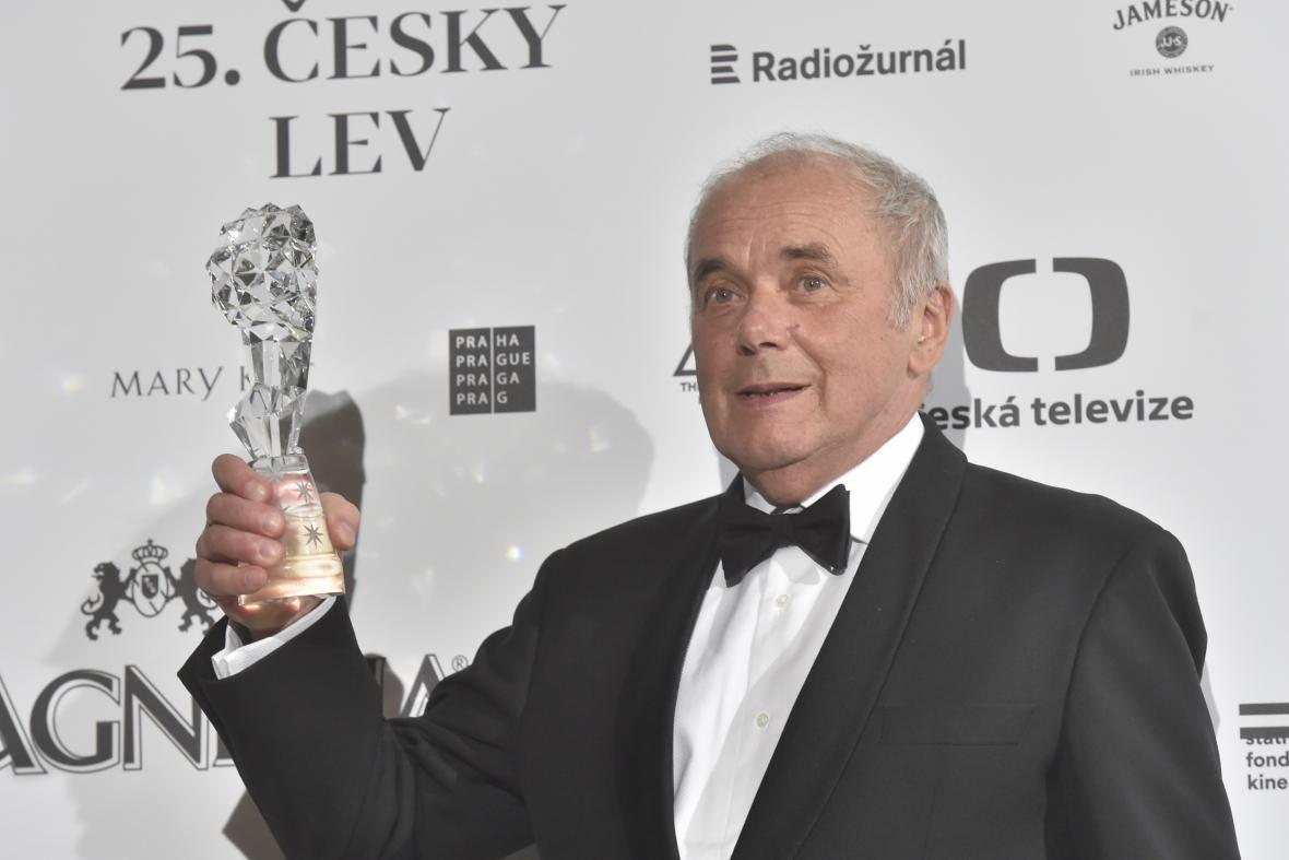 Český lev za rok 2017: Vladimír Smutný