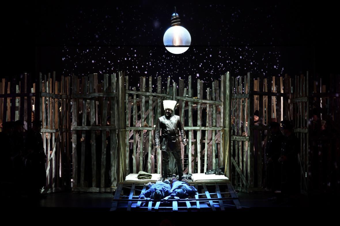 Lady Macbeth Mcenského újezdu v Ostravě