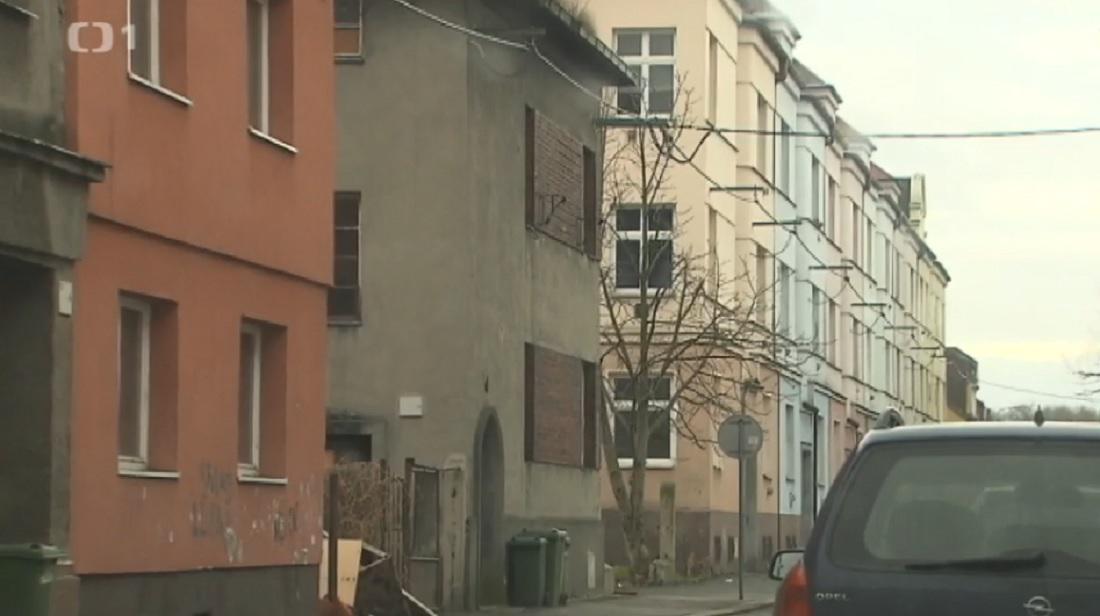 Dům, který pronajímá poslanec SPD Volný