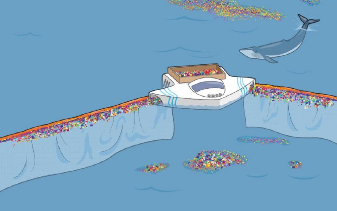Jak bude vypadat likvidace plastové skvrny