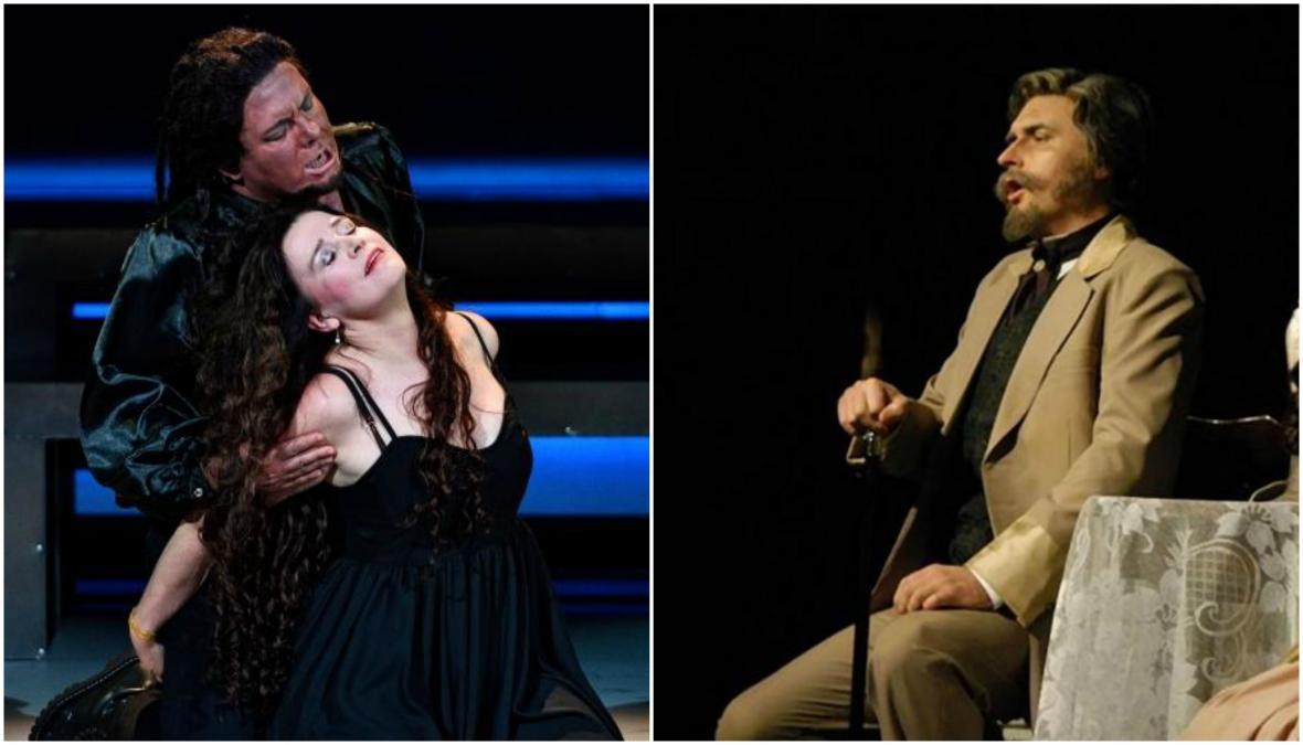 Opera: Maida Hundeling a Svatopluk Sem
