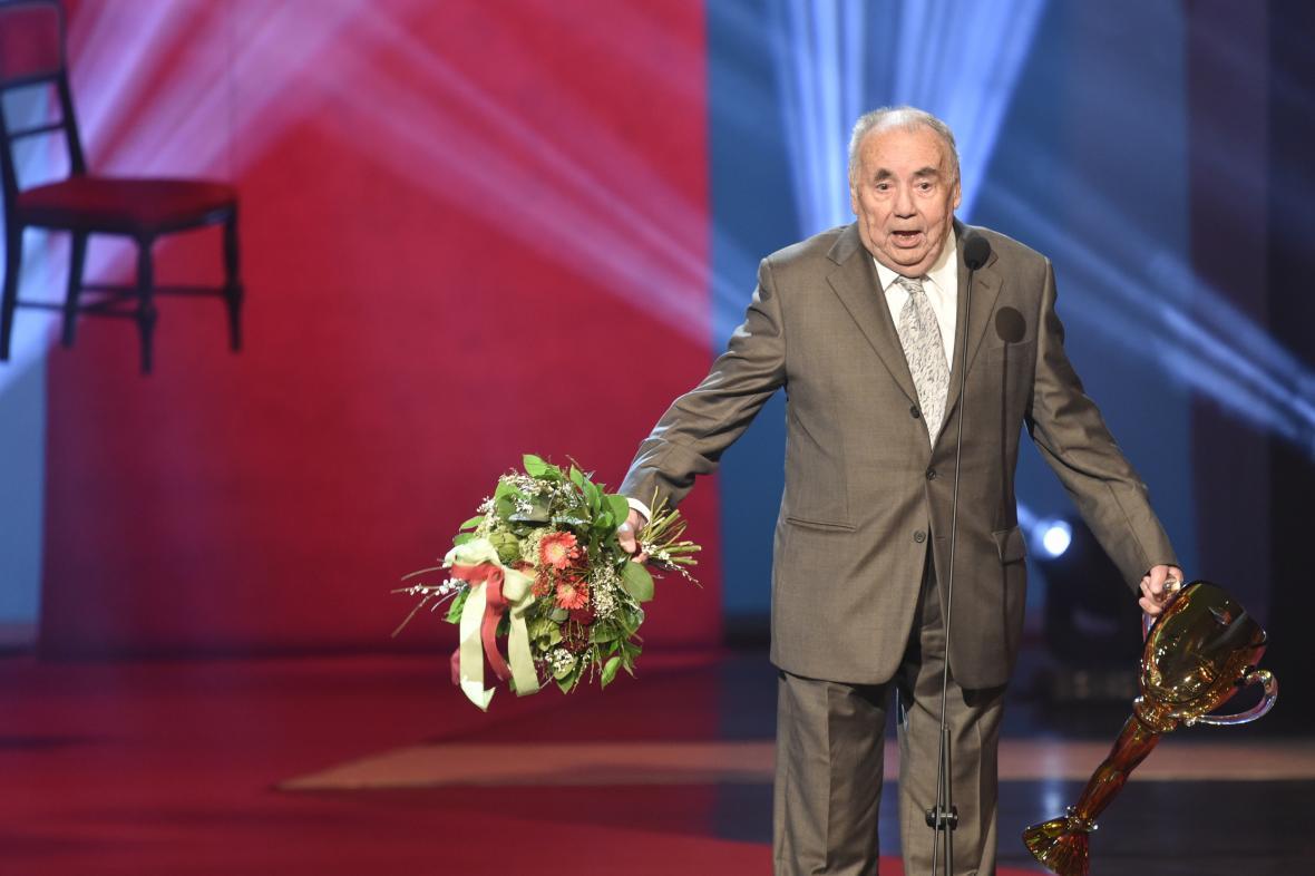 Cena za šíření divadelního umění v televizi: František Filip