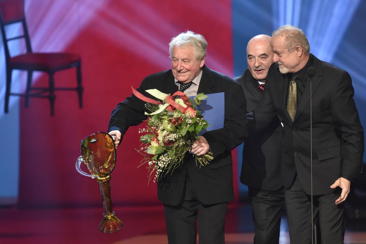 Loutkové divadlo - celoživotní mistrovství: Bohuslav Šulc