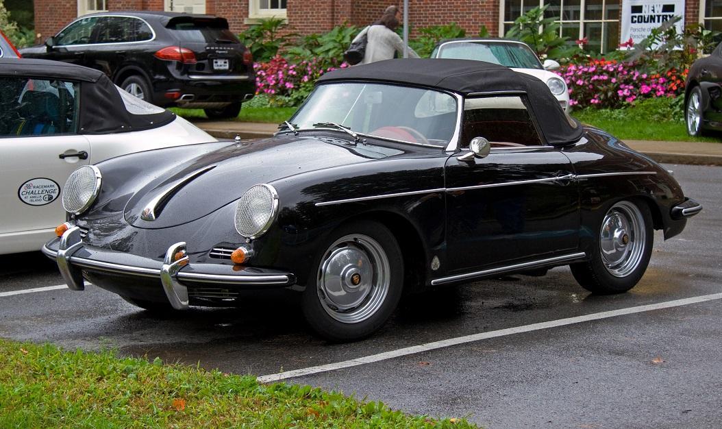 Porsche, typ 365